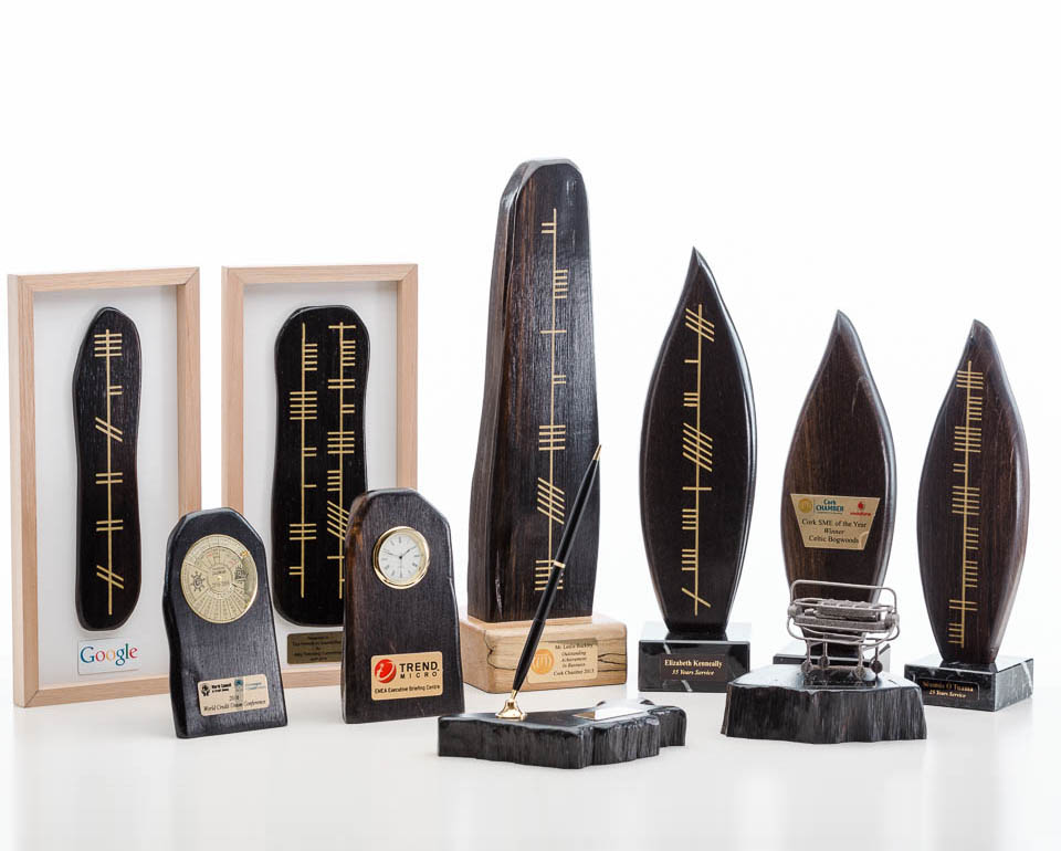 Bog Oak Gifts :: Bog Oak Corporate Awards