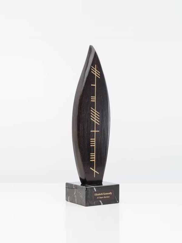 Bog Oak Flame Award