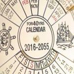 Bog Oak Calendar