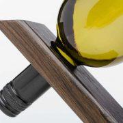 Bog Oak Wine Holder